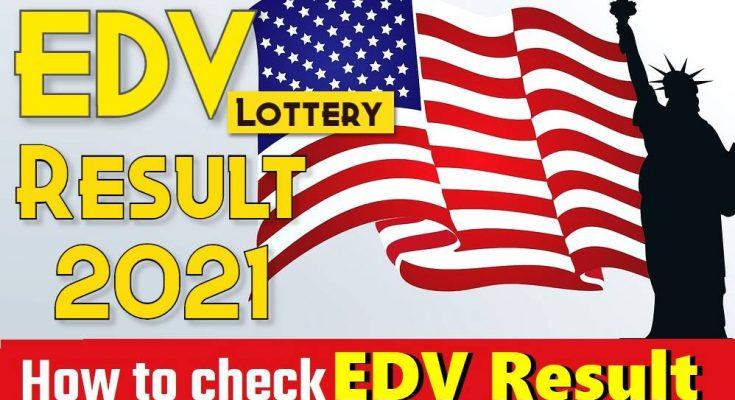 edv 2021 result