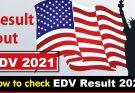 edv result 2021