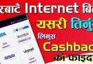 pay internet bill using khalti app