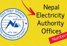 nepal electricity authority number