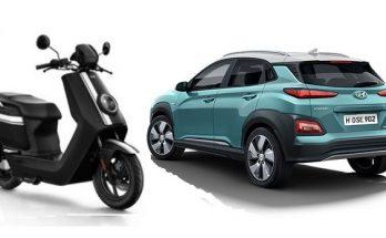 electric cars kona
